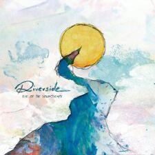 RIVERSIDE - EYE OF THE SOUNDSCAPE  2 CD NEU
