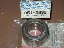 FRONT WHEEL BEARING - fits 90-93 Geo, Isuzu - Beck/Arnley 051-3999