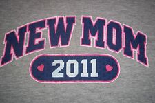 New Mom 2011 T-Shirt Womens 3XL