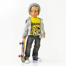 "Kruselings Puppe ""Michael der coole Skater "" Design Sonja Hartmann"