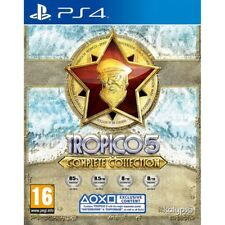 Tropico 5 Complete Collection Game for Sony PlayStation 4 Ps4