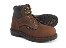 NEW RED WING IRISH SETTER RAMSEY WATERPROOF SAFETY TOE LEATHER WORK BOOTS 11.5