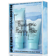 Peter Thomas Roth Hyaluronic Happy Hour - 2 Piece Kit - Water Drench Travel Size