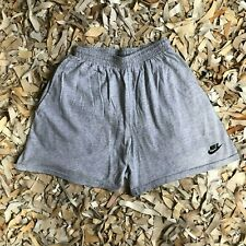Vintage Nike Gray Made In The USA Shorts, Size M.