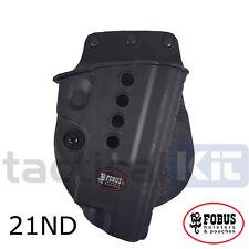 Genuine Fobus SIG P226/228 Roto Rotating Belt Holster UK Seller 21 ND BH RT