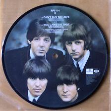 """! nuevo! imagen disco 7"""" Vinilo De Los Beatles no pueden comprar me encanta el 20th aniversario"""