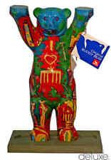 BUDDY BEAR Berlin No.2 NEU klein 6cm Brandenburger Tor Motiv Bär +Geschenkkarton