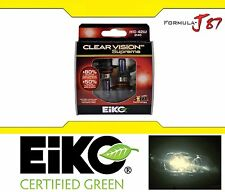 Eiko ClearVision Supreme Halogen Two Bulb H10 9145 42W Fog Light Plug Play Lamp
