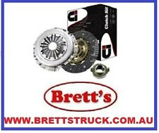 CLUTCH KIT HOLDEN COLORADO RC 07/2008-2010 2.4 Ltr MPFI  5 Speed  Y24SE