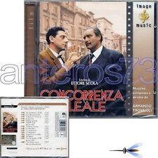 CONCORRENZA SLEALE RARE CD OST SEALED - ARMANDO TROVAJOLI