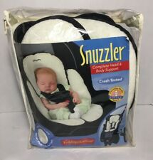 Kiddopotamus Infant Snuzzler Complete Head Body Support from Birth - 1 Year