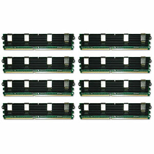 32GB (8x4GB) DDR2 800MHz Fully Buffered DIMM Memory RAM for 2008 Apple Mac Pro