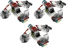 LEGO 75206 Star Wars 3x Clone Trooper Speeder only! NEW! no minifigure!