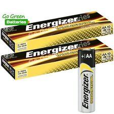 20 x Energizer AA Industrial Alkaline Batteries 1.5V LR6 MN1500  2027 expiry