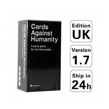Cards Against Humanity UK Edition Board Party Top Card Game Dark Humour New pack