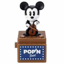 TAKARA TOMY A.R.T.S DISNEY POP'N BEAT MICKEY MOUSE CELLO DANCING FIGURE TA52166
