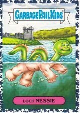 2018 Garbage Pail Kids Oh The Horror-ible Bruised #Fm5a Loch Nessie