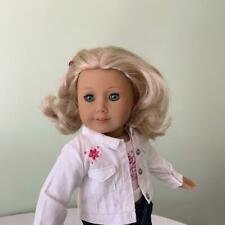 American Girl Doll Caroline, Outfit, Short Hair