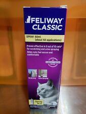 Feliway Classic Pheromone Spray 60 ml For Calming Cats