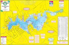 Hook-N-Line F106 Lake Livingston Fishing Map