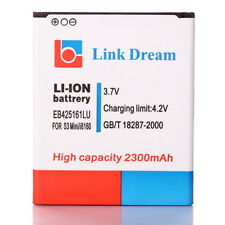 2300mAh mobile Phone Li-ion Battery for Samsung Galaxy S3 Mini GT-i8190 I8160 ZQ