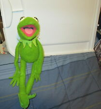 VINTAGE 1976 Fisher Price Toys KERMIT THE FROG Jim Henson Muppet Doll #850