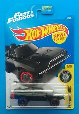 Hot Wheels 2017 Fast & Furious '70 Dodge Charger Experimotors New Release