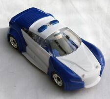Hornby Scalextric Car - Lego Police Car  Flashing Lights & Siren