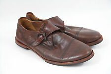 ##Timberland Boot Company 'Lost History' Monk Strap Slip On Shoes Size 10