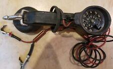 VINTAGE - Bell System Western Electric Lineman's Rotary Line Tester Handset