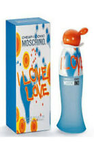 PROFUMO DONNA CHEAP AND CHIC MOSCHINO I LOVE LOVE  Edt. ml. 50 Natural Spray