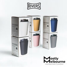 "Rivers Japan 350ml ""Wallmug Sleek"" Takeaway Travel Coffee Cup, 8 colors"