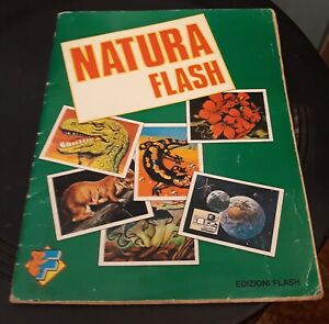 Album Flash NATURA FLASH (1984)