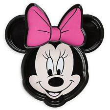 Disney Minnie Mouse Face Clip Plate Meal Time Magic Collection