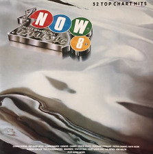 V/A - Now That's What I Call Music Volume 8 (LP) (VG/VG)