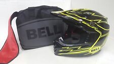 BELL MOTO-9 HURRICANE CARBON XS MX
