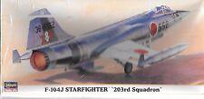 Hasegawa JSDF F-104J Starfighter, '203rd Squadron' in 1/72 670