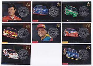 1998 Pinnacle Mint SILVER TEAM PARALLEL #15 Dale Jarrett's Car BV$4! ONE CARD!