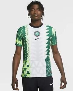 Nigeria 20/21 Home Jersey
