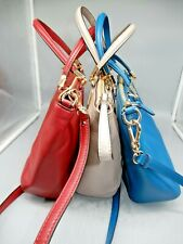 COACH MADISON KELSEY leather bag 3 COLORS - Teal 33733 - Gray, Red 28095