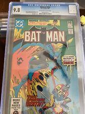Batman #338 CGC 9.8