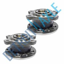 New Set (2) Rear Driver / Passenger Wheel Hub and Bearing Assembly for Volvo AWD
