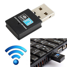 300Mbps Mini USB Wifi Adapter Wireless Network Dongles 802.11b/g/n Lan Card