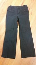 Girls Size 6X Circo Black Khaki Pants