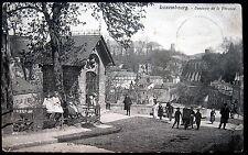 LUXEMBURG~Luxembourg~1909 Descente de la Petrusse ~