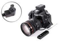 Radio a distanza trigger Adatto A Canon EOS 7d, 50d, 40d, 30d, 5d, 20d, 5d Mark II...