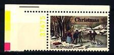 USA - STATI UNITI - 1976 - Natale. Quadri. Policromi