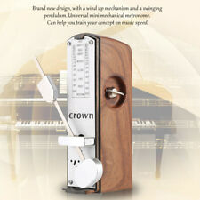 Mini Mechanical Metronome Universal 11cm Height for Piano...