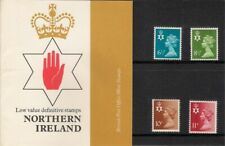 1976 NORTHERN  IRELAND  REGIONAL   DEFINITIVES  PRESENTATION  PACK   Number 84