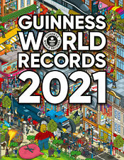 Guinness World Records 2021 (2020, Gebundene Ausgabe)